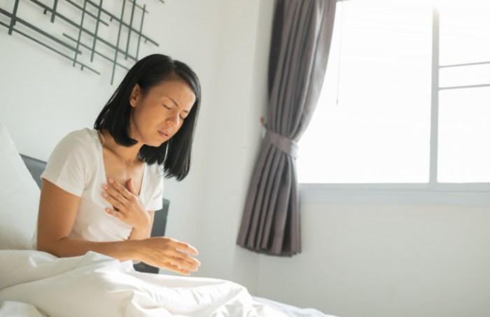 Comment reconnaître une douleur au cœur?